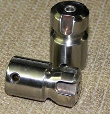 STAINLESS FLUTED NOTCHED ADJUSTABLE FACE HAMMER for Crosman 2240 2250 2300 etc.