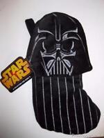 NEW Disney Star Wars Darth Vader Small Christmas Stocking 54JDXHDS16