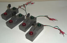 MTH TOGGLE CONTROLLERS WITH WIRING FOR LEFT AND RIGHT SWITCHES - $5.29 EACH