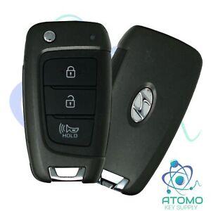 2020 OEM Hyundai Palizzata Babbo Natale Fe Remoto Flip Chiave FCC :Tq8-rke-4f41