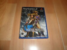Valkyrie Profile 2 Silmeria Sony PS2 Español precintado