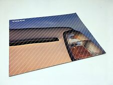 1987 Volvo 240 DL Series Sedan Wagon Brochure