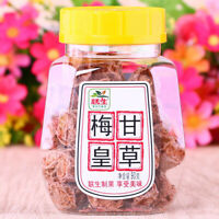 3 bottles Preserved Dried Plum Sour & Sweet Chinese Specialty Asian Fruit Snack