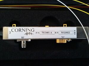 corning optical intensity modulator