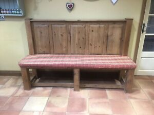 Oak Wooden Dining Bench
