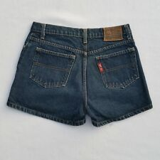 "Polo Ralph Lauren 2 1/2"" WEEKENDER SHORT High Waist Women's Jean Shorts Size 6"