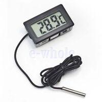 Digital LCD Thermometer für Kühlschrank Gefrierschrank Temperatur -50~ 110°C FA