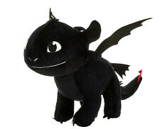 "12"" HOW TO TRAIN YOUR DRAGON THE HIDDEN WORLD TOOTHLESS PLUSH SOFT TOY GLOW"