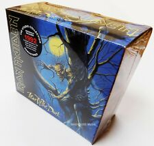 IRON MAIDEN CD BOX Fear Of The Dark EDDIE Figure Figurine + PATCH IN STOCK