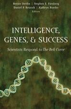 Intelligence, Genes, and Success: Scientists Respond to the Bell Curve (Paperbac