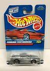 1998 Hot Wheels FERRARI TESTAROSSA diecast Collector #784 ~ Clean packaging!