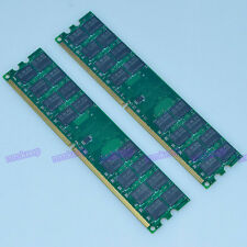 Neu 8GB 2x 4GB DDR2 800MHz PC2-6400 240pin für AMD Motherboard Desktop- Speicher