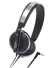 Audio Technica ATH-RE70 Retro Face Headphones Black