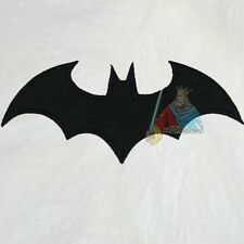 Batman Replica Suit Dick Grayson Chest Small Logo Embroidered Patch Comic Joker
