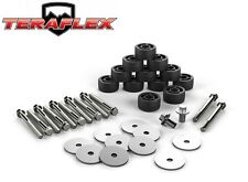 "TeraFlex JK 1.25"" Body Lift Spacer Kit for 2007-2017 Jeep Wrangler JK 4152100"