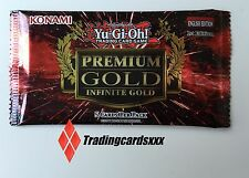 ♦Yu-Gi-Oh!♦ 5 cards booster Premium Gold 3 : Infinite Gold -ENGLISH/PGL3-EN-