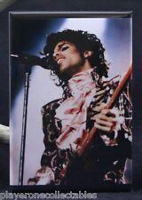 "Prince 2"" X 3"" Fridge / Locker Magnet. Purple Rain"
