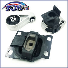 BRAND NEW SET OF ENGINE MOTOR & TRANS MOUNTS FOR FORD FOCUS 05-07 2.0L