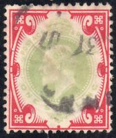 Great Britain Sc #138 Used