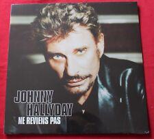 Johnny Hallyday, ne reviens pas / j'ai reve de nous, Maxi Vinyl