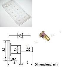 1x  3A723A USSR Military GaAs Gunn Oscillator diode 8.15...12.42GHz
