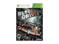 Blood Drive Xbox 360 Game