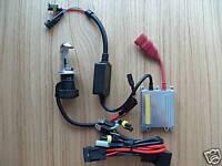 BMW K1 K75 K100 K1100 Xenon HID H4 Headlamp Conversion
