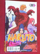 NARUTO- SERIE NERA-  N° 39 -1° edizione -raro DI:MASASHI KISHIMOTO- MANGA PANINI