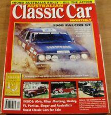 1995.CLASSIC CAR.Pontiac.Snipe.Singer.1968 XT Falcon GT Round Australia Trial