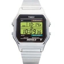 Timex Steel Digital Retro Style Mens Watch T78587