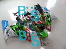 Decals INJECTION Fairing Plastic Fit Kawasaki ZX-6R 03-04 038
