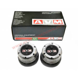 AVM405 Manual Free Wheeling Hubs For Land Rover 88 Series III 2.3D/2.3P 10/1971>