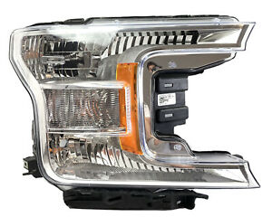 2018-2020 OEM Ford F150 F-150 Halogen Headlight Right Passenger Side KL34-13005