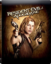 Resident Evil Apocalypse Steelbook [Blu-Ray] NEW - Limited Edition (2000 Copies)