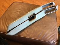 87-93 Mustang Gt Lx Power Door Pulls Arm Rests Gray Right Left Sides