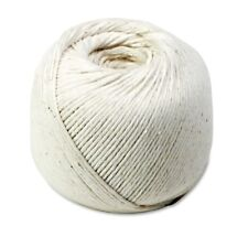 Quality Park White Cotton 10-Ply (Medium) String in Ball, 475 Feet (Qua46171)