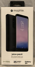 NEW Mophie Juice Pack Wireless Charging Slim Battery Case for GALAXY S9+ PLUS