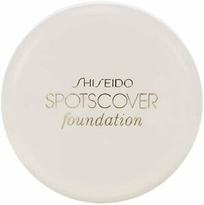 Shiseido Spots Cover Foundation (Base Color) H100 20g fromJAPAN