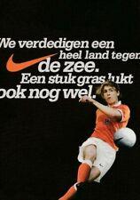 Voetbal ansichtkaart Nike : Nederland (bb252)