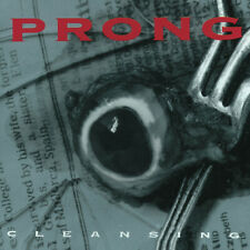 Prong ‎- Cleansing LP - Red Colored Vinyl Album - SEALED Record Reissue