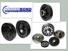 POWERBOND  HARMONIC BALANCER PULLEY SUIT  HOLDEN COMMODORE CALAIS VL RB30