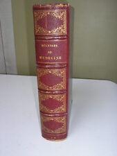 Mélanges médecine XIXème s. : organes reproduction / céphalotripsie / syphilis