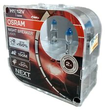 H1 Osram Nightbreaker Laser 150 Next Generation 2er Box 64150NL-HCB