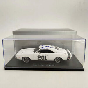 1:43 1969 Dodge Charger R/T SE #201 Resin Limited Models - white