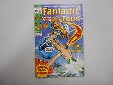 Fantastic Four #103 (Oct 1970, Marvel)! FN6.5+! Bronze age Sub-Mariner x-over!