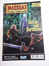 """MADDRAX BASTEI Heft """"Die dunkle Zukunft der Erde"""" - Nr. 10 vom 12.6.2000 -  neu"""