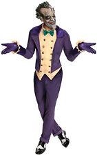 Joker Adult Mens Arkham City Horror Fancy Dress Halloween Theme Party Costume