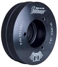 Fluidampr Engine Damper Crank Pulley for Subaru WRX 02-14 / STI 04+  | 531101