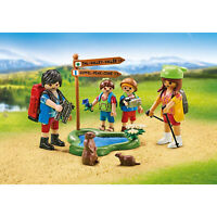Playmobil Hiking Family Building Set 6536 NEW Learning Toys