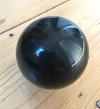 OBSIDIAN SPHERE BALL 45MM CRYSTAL GEMSTONE MINERAL NEW AGE REIKI WICCA PAGAN